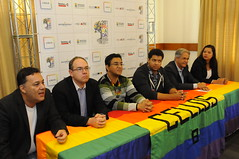 Coletiva de imprensa sobre a 20ª Parada LGBT BH