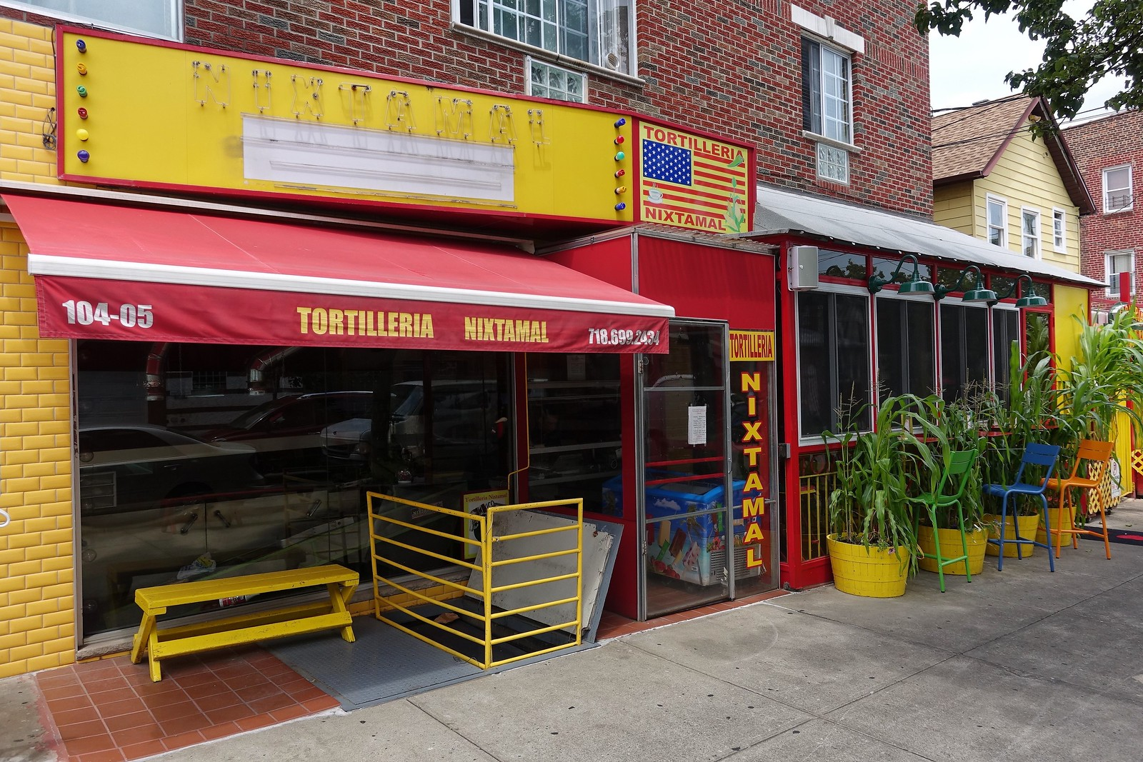 Tortilleria Nixtamal | 104-05 47th Ave | Corona | Queens | NYC