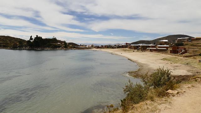 Isla del Sol im Titicacasee