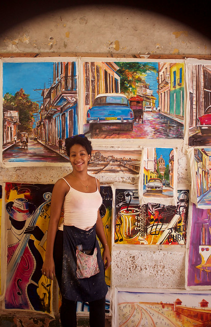 Art & Music: From New Orleans to Havana