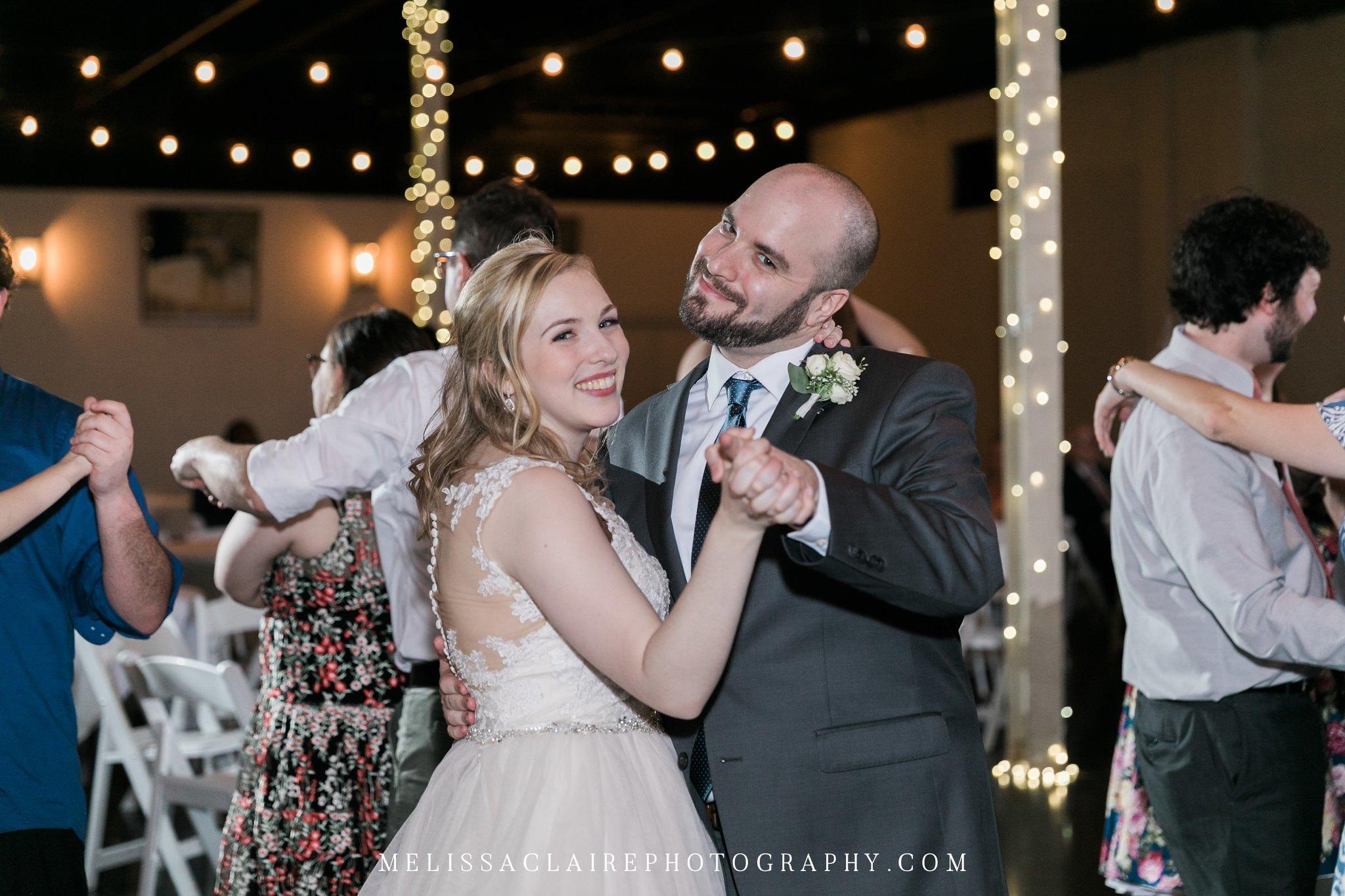 809 at Vickery Wedding