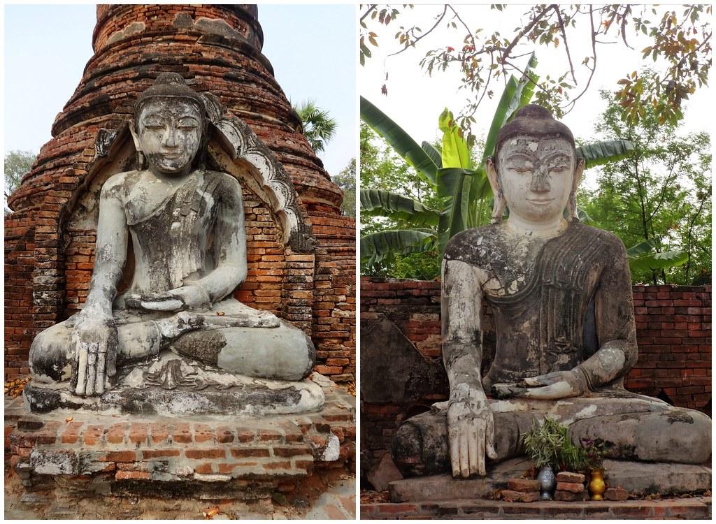 Yadana Hsemee Pagoda Birma