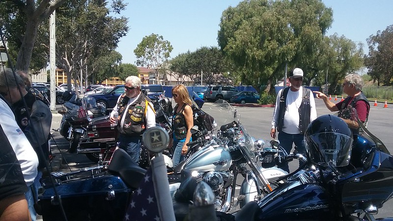 Southern California - Patriot Tour 2017