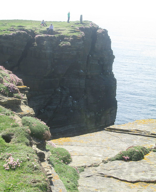 More Cliff at Marwick Head, Orkney