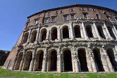 Theatrum Marcelli (the Theatre of Marcellus), Rome, Italy  -  (Selected by GETTY IMAGES)
