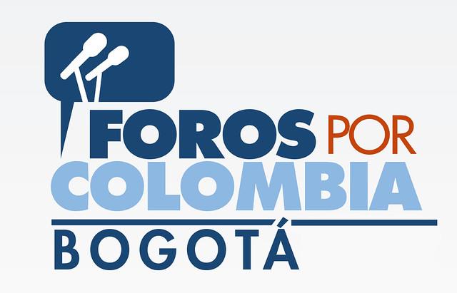Foro por Colombia - Bogotá