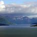Blick von Øystese (1), Norwegen