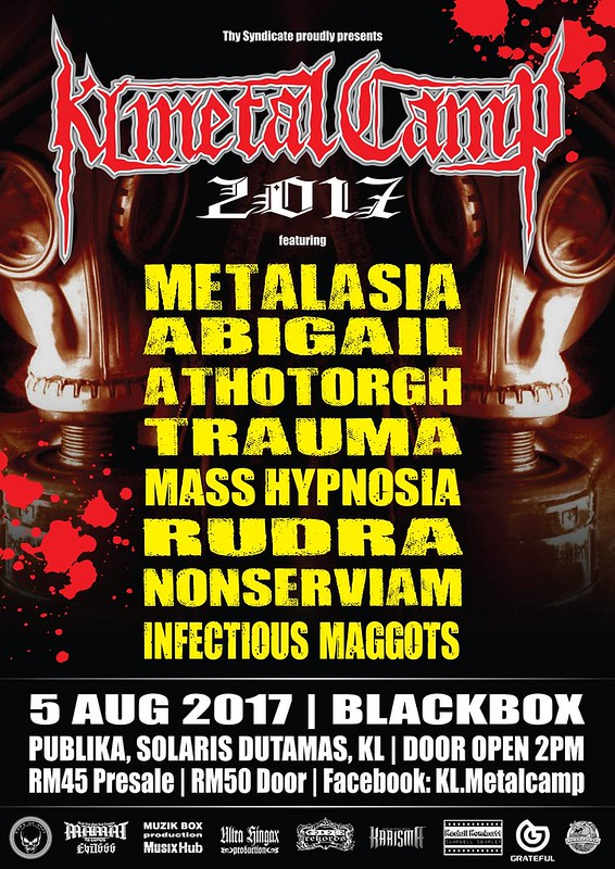 KL Metalcamp 2017