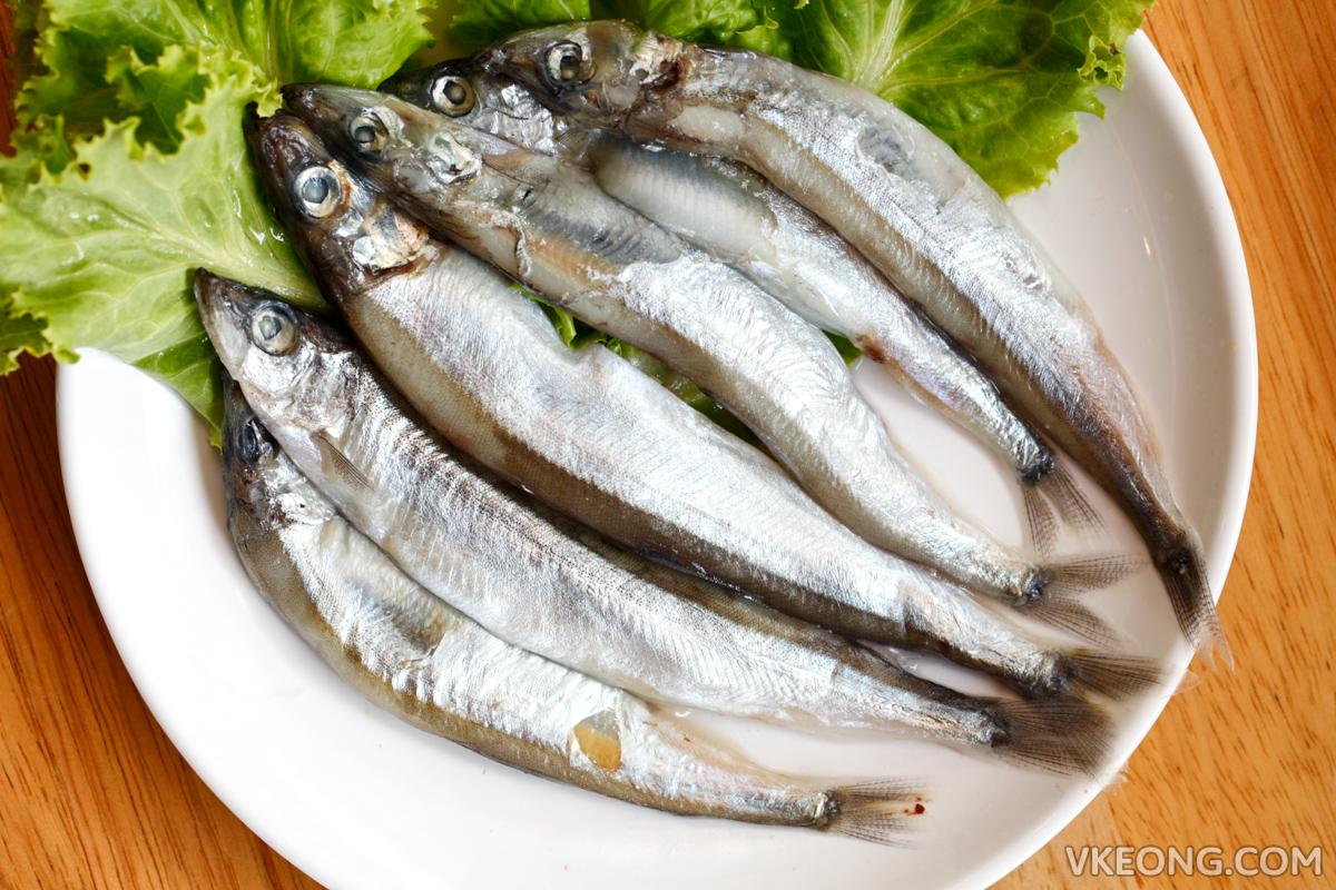 Shishamo Fish