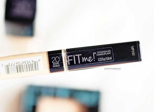 Maybelline Fit Me Concealer2