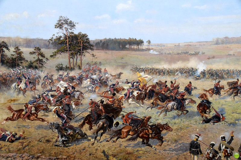 Panorama of the Battle of Racławice (11/11)