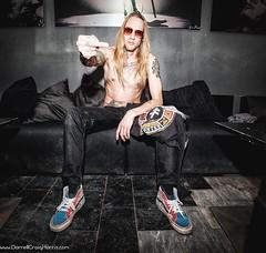 VESA from #finland #singer #guitar #musician #music #band #finger #tattoo #man #metel
