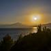Tramonto sul golfo di Policastro by giorgiorodano46