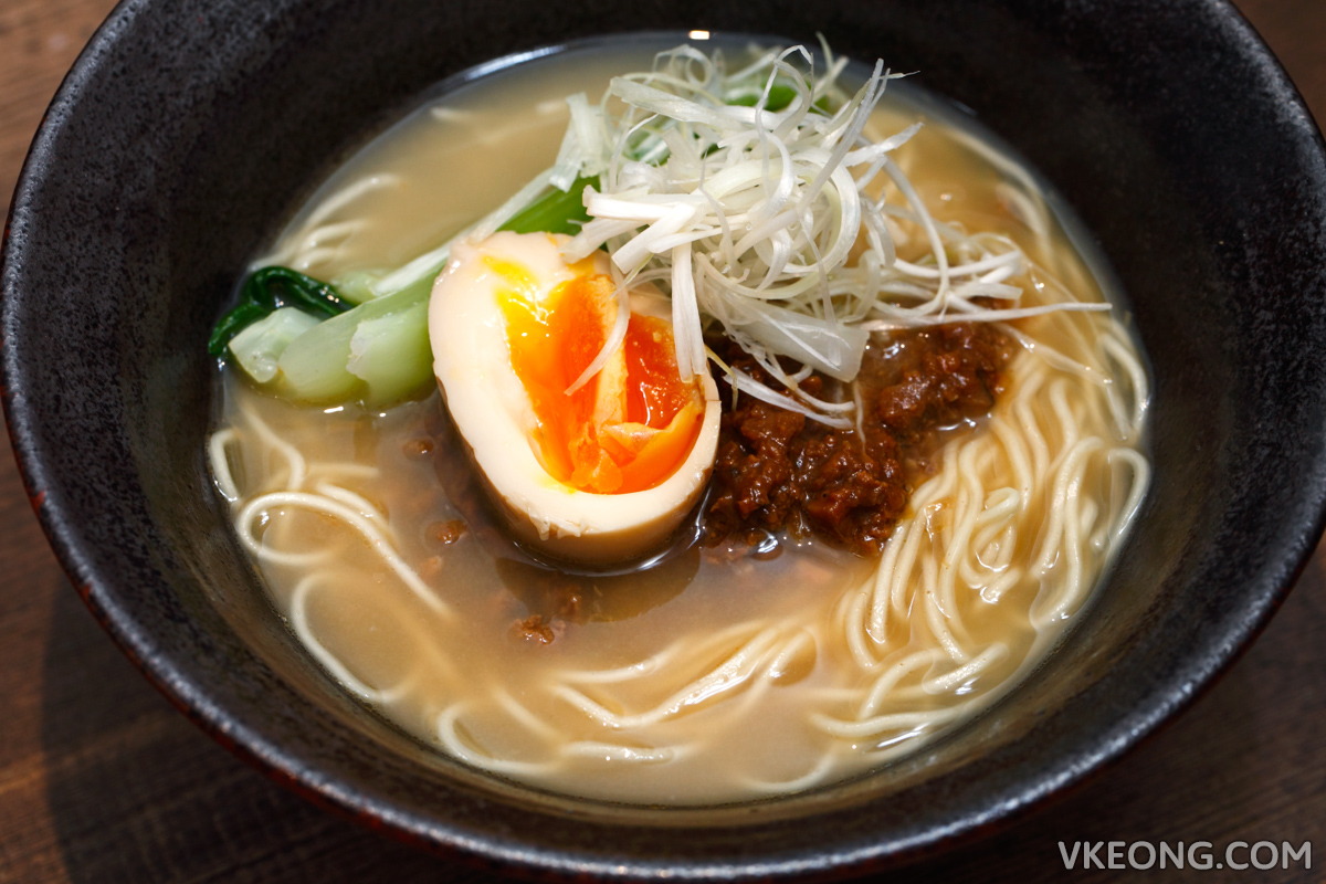 Shin Nihon Beef Ramen