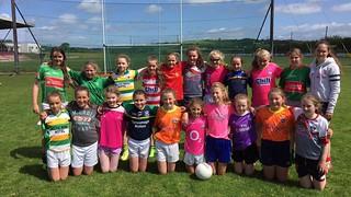 2017 Cork LGFA Summer Camp Clonakilty