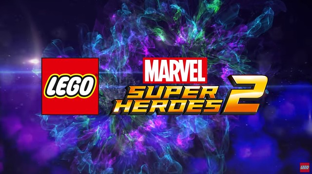 Lego Marvel Super Heroes 2 Zwiastun z SDCC 2017