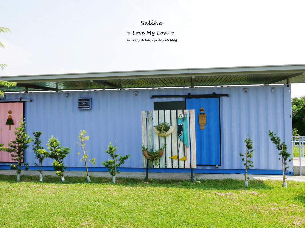 台中沙鹿區旅遊一日遊景點推薦好好小館彩色貨櫃屋 (11)