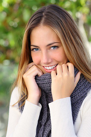 preventing windburn in winter