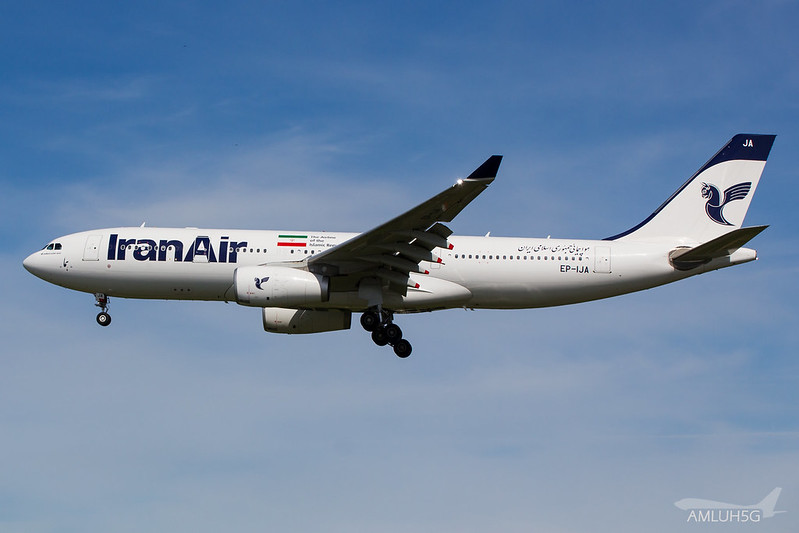 Iran Air - A332 - EP-IJA (3)