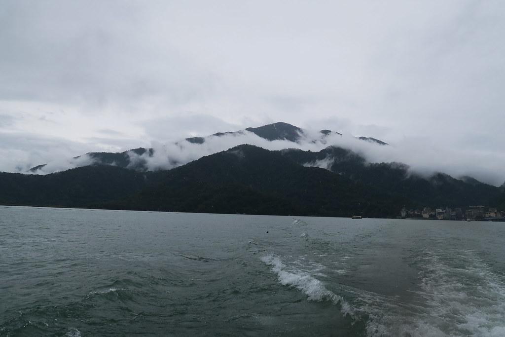 日月潭遊湖 (9)