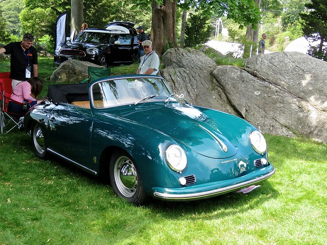 Porsche 356A Cabriolet Misselwood 1