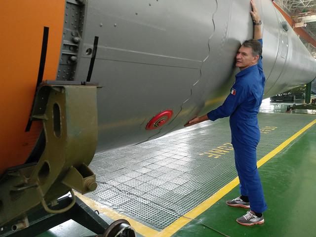 Loving our Soyuz!