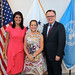 July 18, 2017 - 3:35pm - Ambassador Haley meets with Canadian Foreign Minister, Chrystia Freeland, July 18, 2017