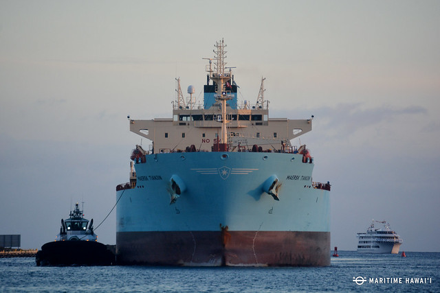Maersk Tianjin