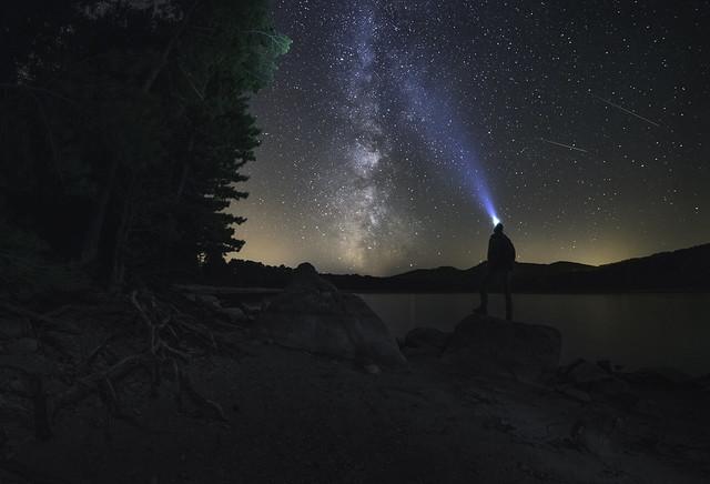 La nuit des étoiles (Corsica)