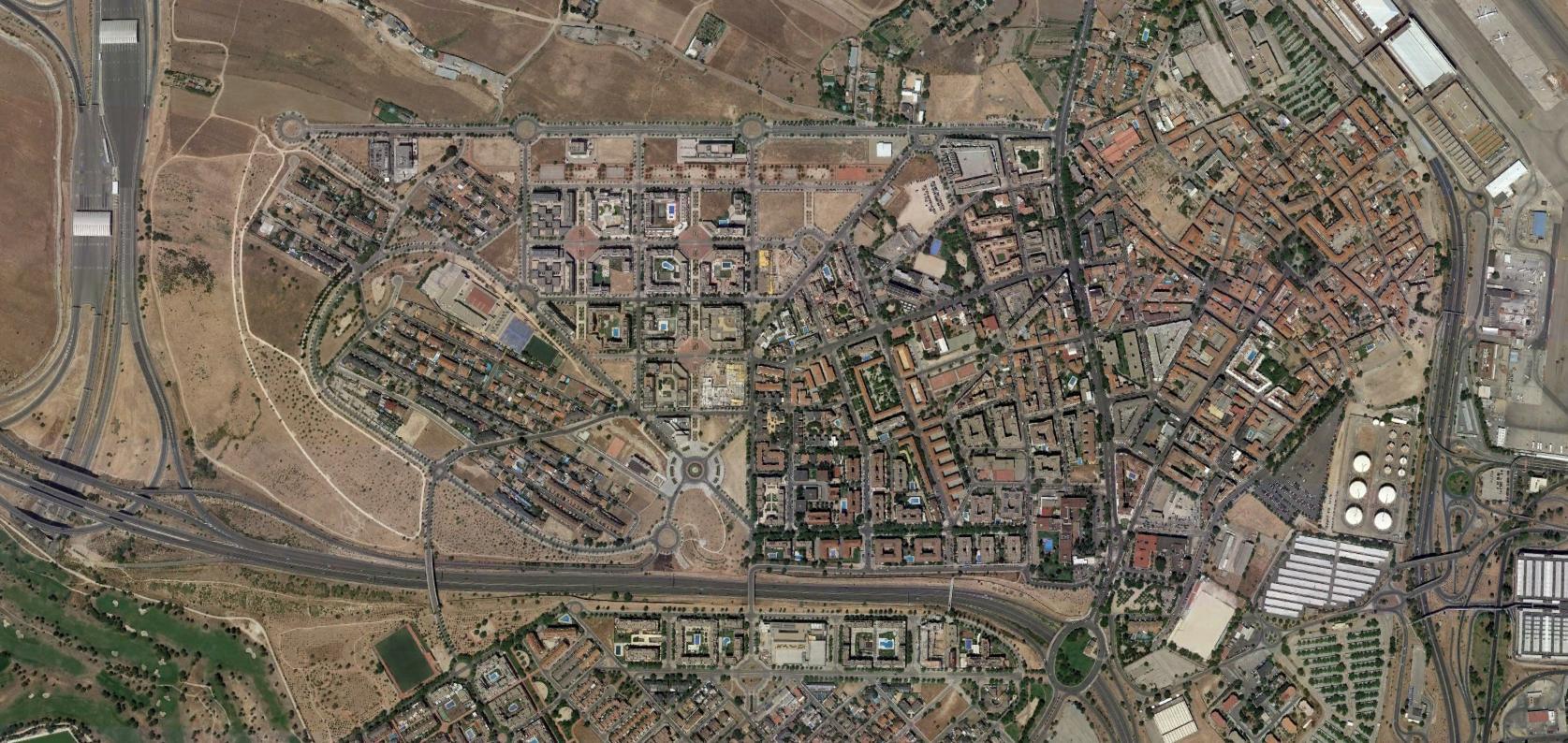 barajas, madrid, aeropuerto chiste chiste madrid barajas, después, urbanismo, planeamiento, urbano, desastre, urbanístico, construcción, rotondas, carretera