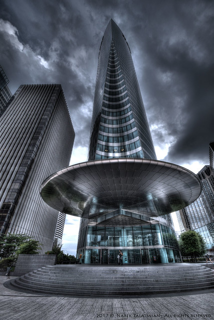 EDF Tower  -  La Défense