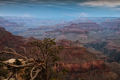 Thunderstorm at Grand Canyon