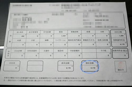 膵臓検査の費用