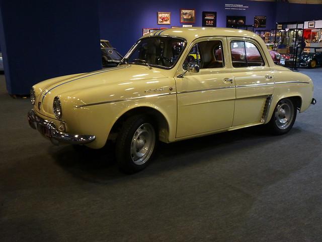 Renault Dauphine 1093 1963, Panasonic DMC-FZ38