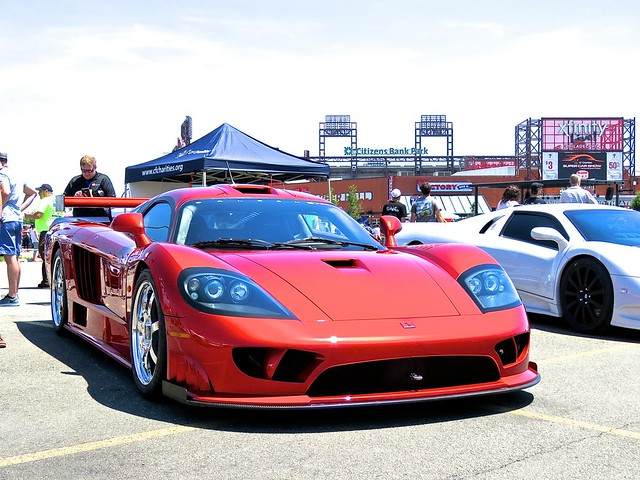 Saleen S7 Twin Turbo Competition 12
