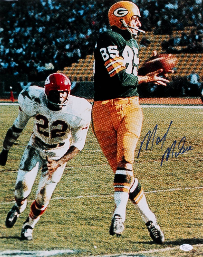 Max-McGee-Signed-Packers