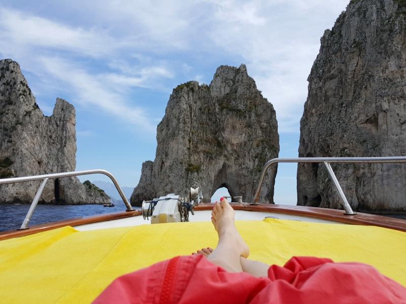 Capri Fariglioni