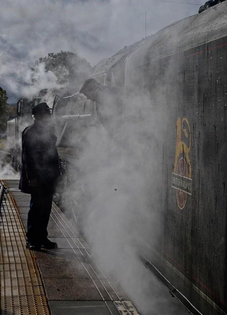Scottish Steam Bash 2008: