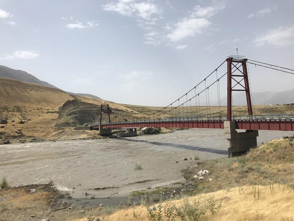Building Bridges on the Afghan-Tajik border