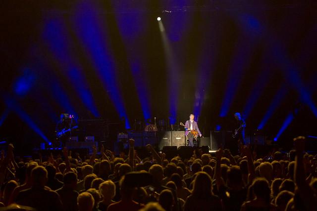 Paul McCartney at Chesapeake Energy Arena