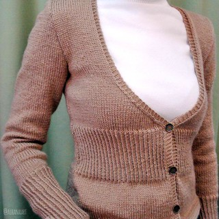 Mrs Darcy Cardigan