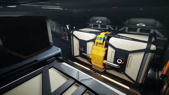 Star Citizen - Ship Cargo