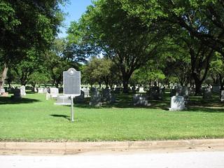 Ormer Leslie Locklear marker vicinity