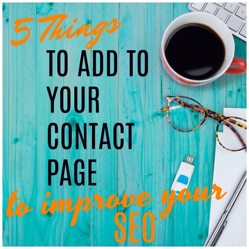 5 things to add to your contact page