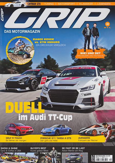 GRIP - Das Motormagazin 4/2015