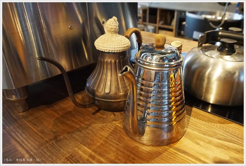 冰河咖啡-手沖咖啡區-2