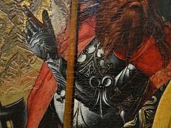ca. 1480 - 'Crucifixion', Colmar, Mus�e Unterlinden, Colmar, d�p. Haut-Rhin, France
