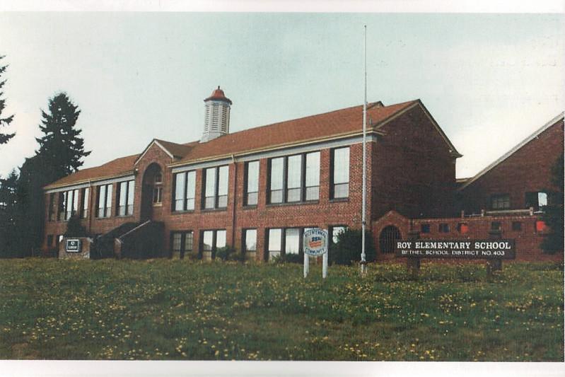 Roy Elementary School