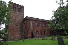 Saint Andrew's Church, Penrith, Cumbria, England