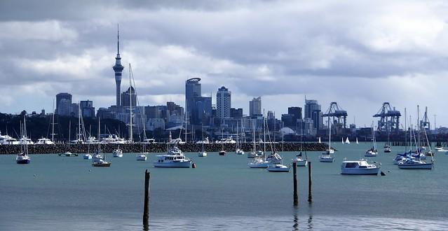 Auckland / Skyline